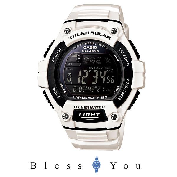 カシオ ソーラー 腕時計 メンズ スタンダード W-S220C-7BJF 5,5