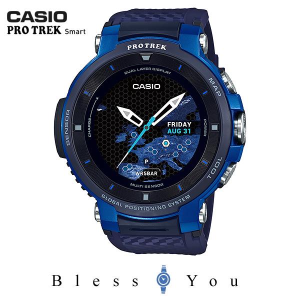 CASIO PRO TREK SMART カシオ 腕時計 メンズ プロトレック スマート 2019年1月新作 Bluetooth WSD-F30BU 61,0