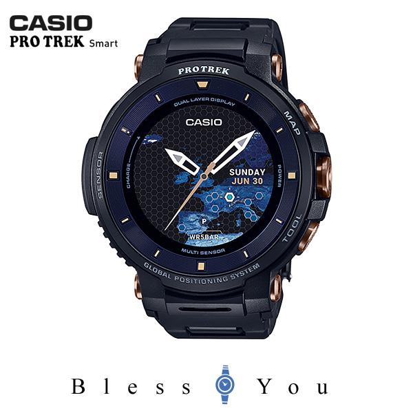 CASIO PRO TREK smart カシオ 腕時計 メンズ プロトレック スマート 2019年6月新作 WSD-F30SC-BK 100,0