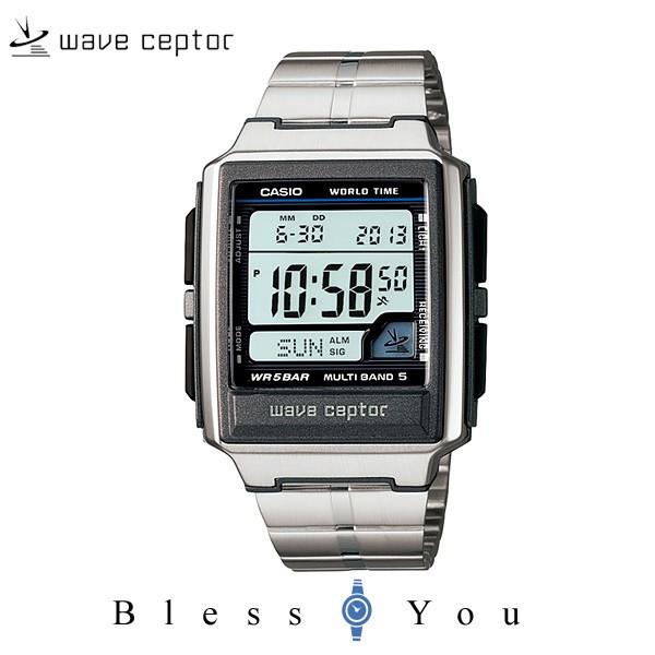 カシオ 腕時計 CASIO ウェーブセプター デジタル 電波時計 WV-59DJ-1AJF 7,0