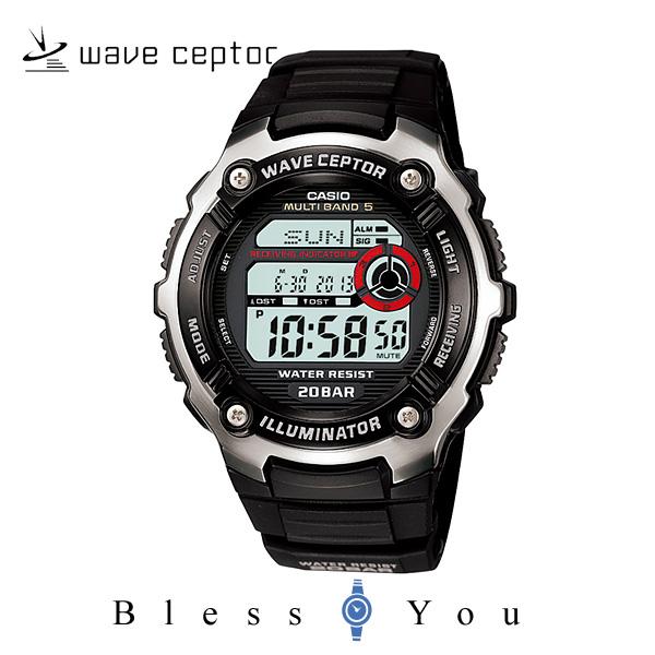 電波時計 カシオ ウェーブセプター スポーツギア 腕時計 WV-M200-1AJF 7,0