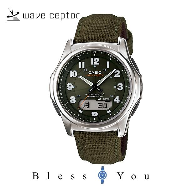 ソーラー 電波  カシオ 腕時計 CASIO ウェーブセプター WVA-M630B-3AJF メンズウォッチ 新品お取寄せ品