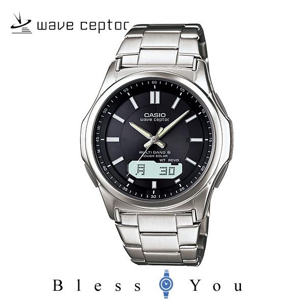 ソーラー電波時計 カシオ 腕時計 CASIO ウェーブセプター WVA-M630D-1AJF メンズウォッチ メンズウォッチ