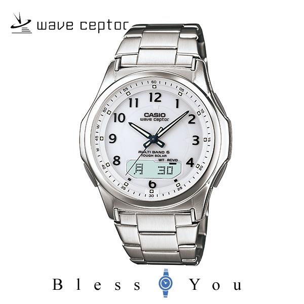 ソーラー電波時計 カシオ 腕時計 CASIO ウェーブセプター WVA-M630D-7AJF メンズウォッチ