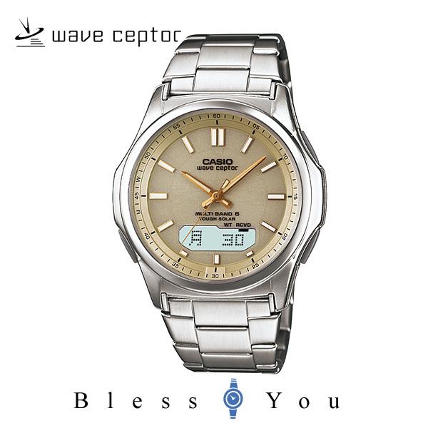 ソーラー電波時計 カシオ 腕時計 CASIO ウェーブセプター WVA-M630D-9AJFメンズウォッチ