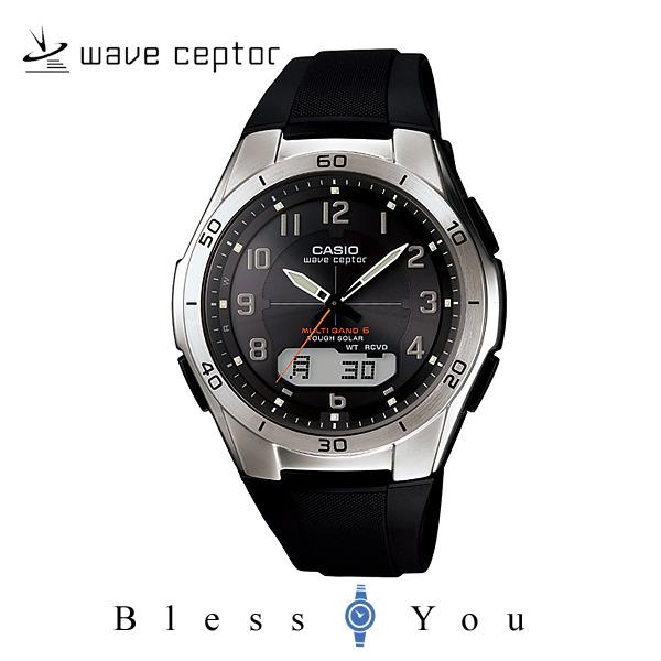 ソーラー 電波  カシオ 腕時計 CASIO ウェーブセプター WVA-M640-1A2JF メンズウォッチ 新品お取寄せ品