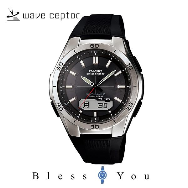ソーラー 電波  カシオ 腕時計 CASIO ウェーブセプター WVA-M640-1AJF メンズウォッチ 新品お取寄せ品