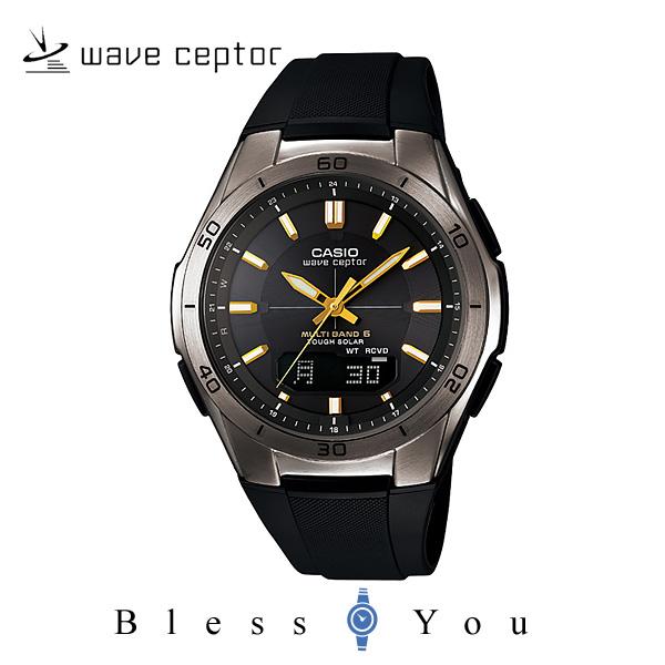 カシオ ウェーブセプター WAVE CEPTOR WVA-M640B-1A2JF マルチバンド6 新品お取り寄せ 25,0