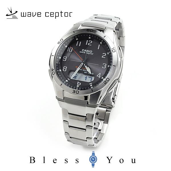 カシオ 電波ソーラー 腕時計 ウェーブセプター WAVE CEPTOR WVA-M640D-1A2JF マルチバンド6 25,0