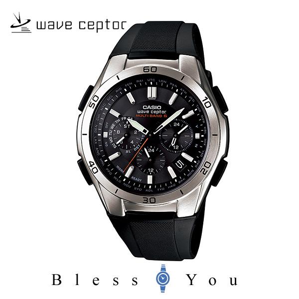 ソーラー 電波  カシオ 腕時計 CASIO ウェーブセプター WVQ-M410-1AJF メンズウォッチ 新品お取寄せ品