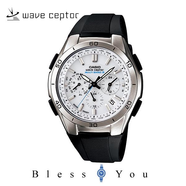 ソーラー 電波  カシオ 腕時計 CASIO ウェーブセプター WVQ-M410-7AJF メンズウォッチ 新品お取寄せ品