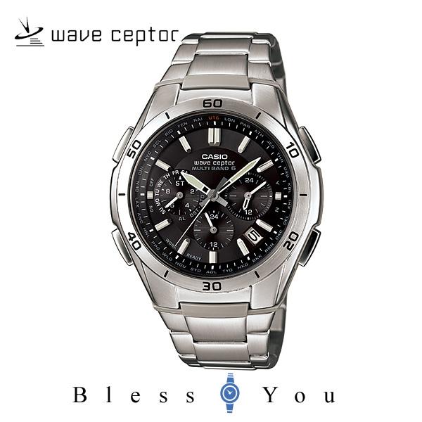 ソーラー 電波  カシオ 腕時計 CASIO ウェーブセプター WVQ-M410DE-1A2JF メンズウォッチ 新品お取寄せ品