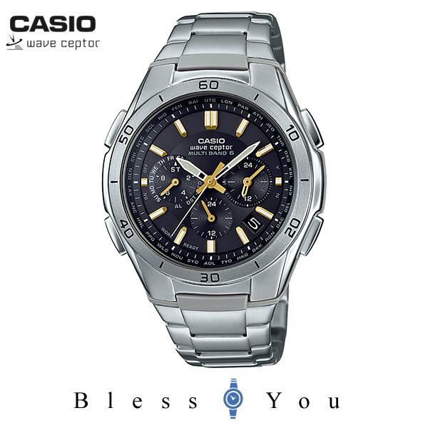 CASIO WAVECEPTOR カシオ 電波ソーラー 腕時計 メンズ ウェーブセプター WVQ-M410DE-1A3JF 30,0