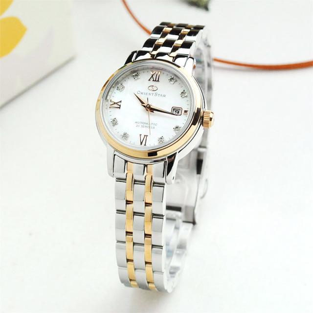 2人の時を重ねていく 機械式時計 オリエントスター ペアウォッチ WH-combi 機械式時計 WZ0051DA-WZ0441NR 130,0