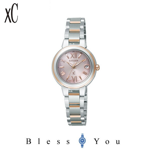 クロスシー XC レディース 腕時計 シチズン XCB38-9133 50,0