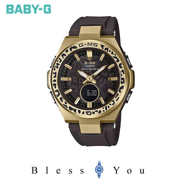 CASIO BABY-G カシオ ソーラー電波 腕時計 レディース ベビーG 2019年11月新作 ワイルドライフ プロミシング MSG-W200WLP-5AJR 33,0