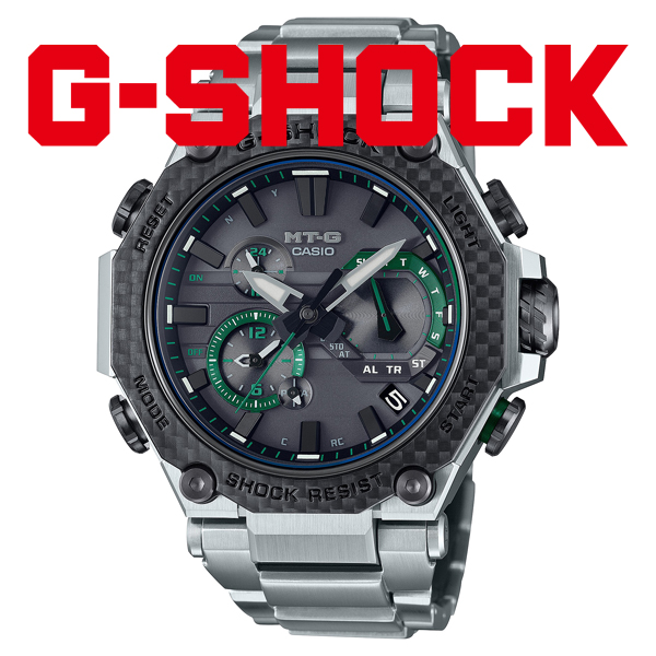 g-shock 電波 ソーラー カシオ メンズ Gショック 2021年10月 MTG-B2000XD-1AJF 135,0