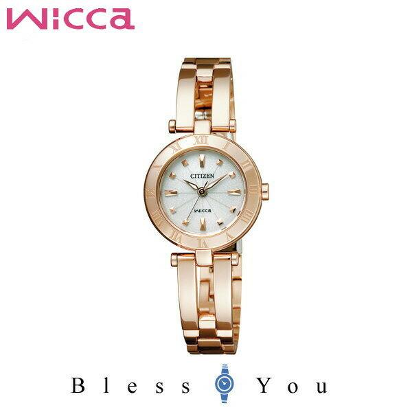 シチズン CITIZEN ウィッカ wicca ソーラーテック レディース 腕時計 NA15-1573C