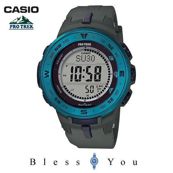 CASIO PRO TREK カシオ ソーラー 腕時計 メンズ プロトレック 2019年3月新作 PRG-330-2AJF 26,0