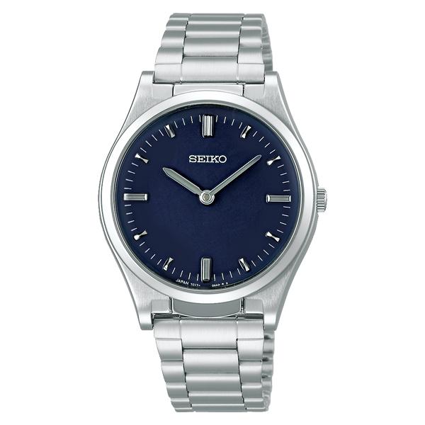 SEIKO 盲人時計 セイコー 腕時計 メンズ SQBR021 14,0