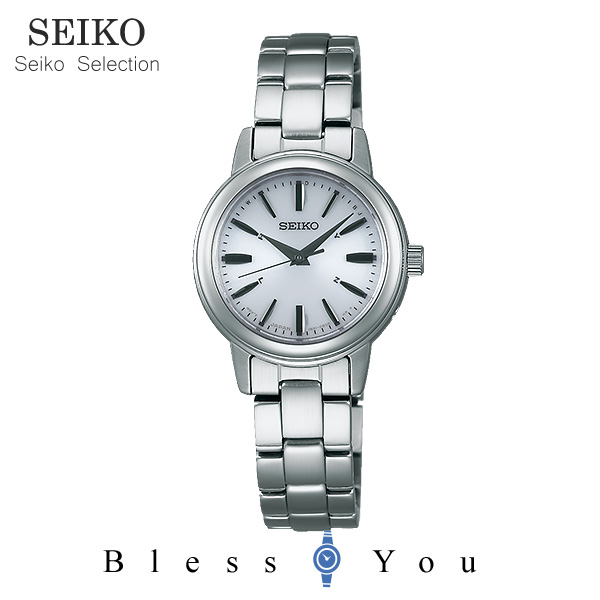 SEIKO SELECTION セイコー ソーラー電波 腕時計 レディース セイコーセレクション SSDY017 50,0