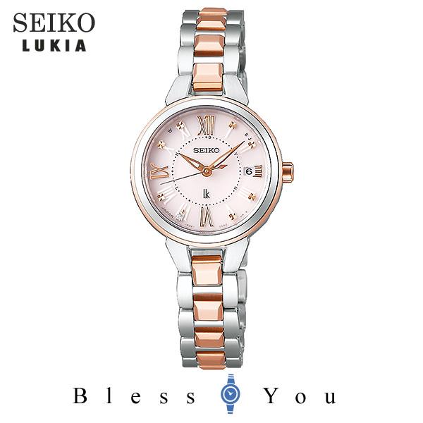 SEIKO LUKIA セイコー 腕時計 レディース ソーラー電波 ルキア SSVW146 59,0