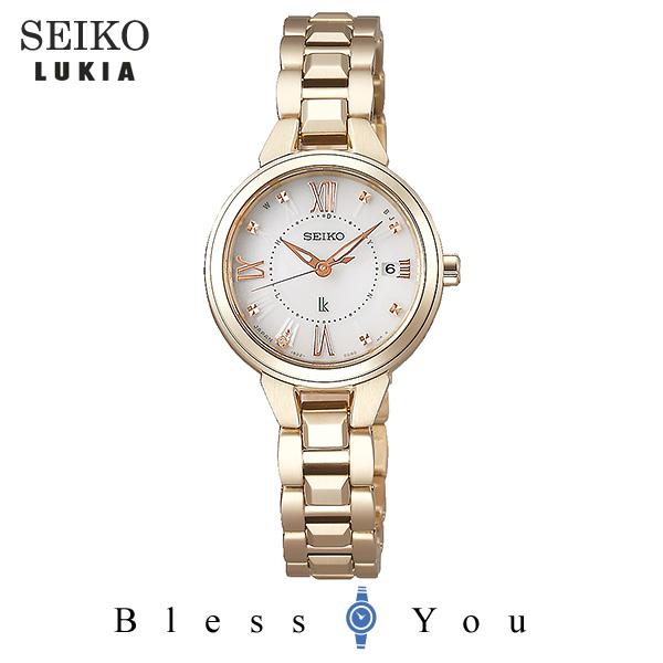 SEIKO LUKIA セイコー 腕時計 レディース ソーラー電波 ルキア SSVW148 59,0
