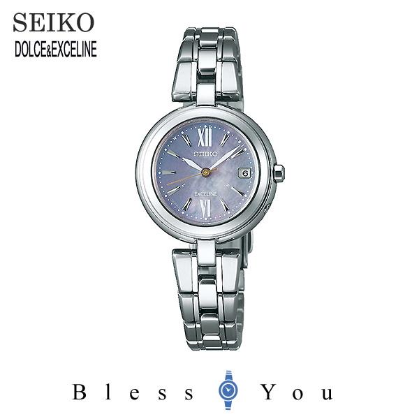 SEIKO セイコー 腕時計 レディース ソーラー電波 ドルチェ&エクセリーヌ プレステージ ライン SWCW133 110,0