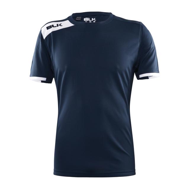 BLK Tek 6 ティーシャツ (ネイビー)
