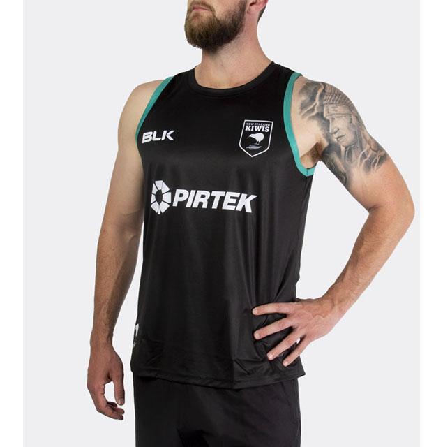 ニュージーランド代表キーウィズ(ラグビーリーグ)トレーニングシングレット 2020