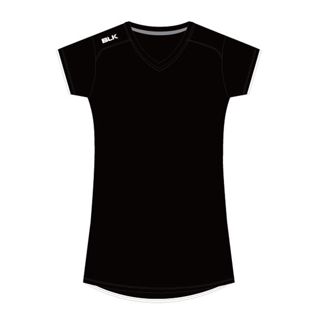BLK Tek 7 ティーシャツ (ブラック)レディース