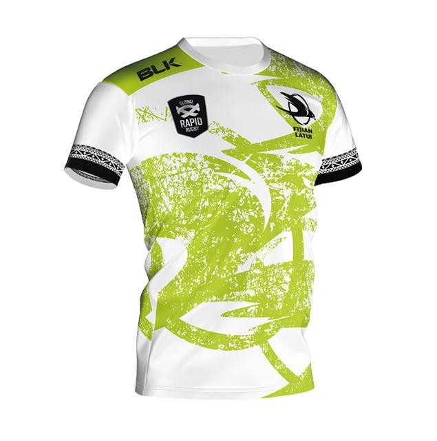 FIJIAN LATUI トレーニングティーシャツ 2020 (ホワイト)
