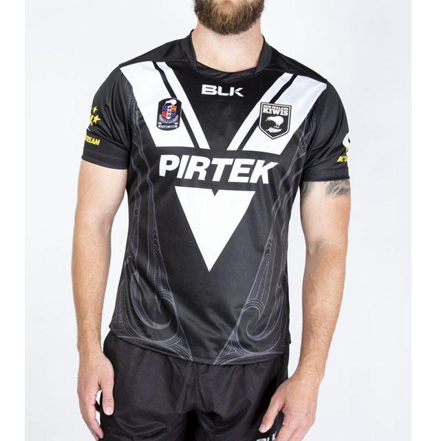 ニュージーランド代表キーウィズ(ラグビーリーグ) レプリカジャージ 2020