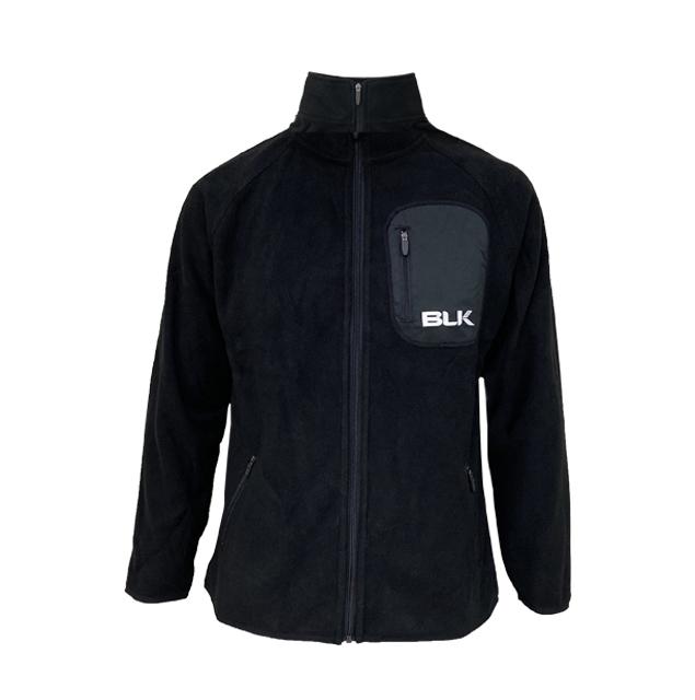 BLK フリースジャケット
