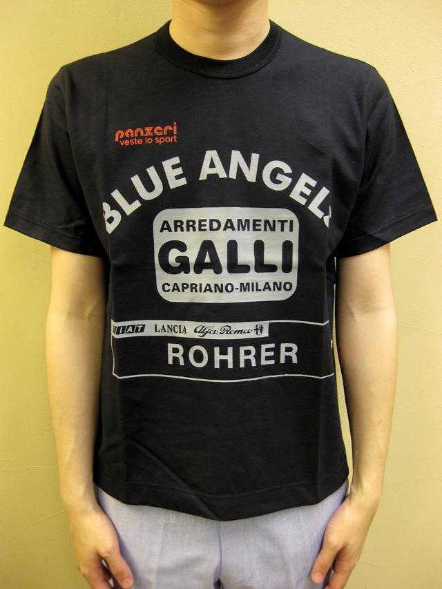 "PANZERI ""BLUE ANGELS""Tシャツ"
