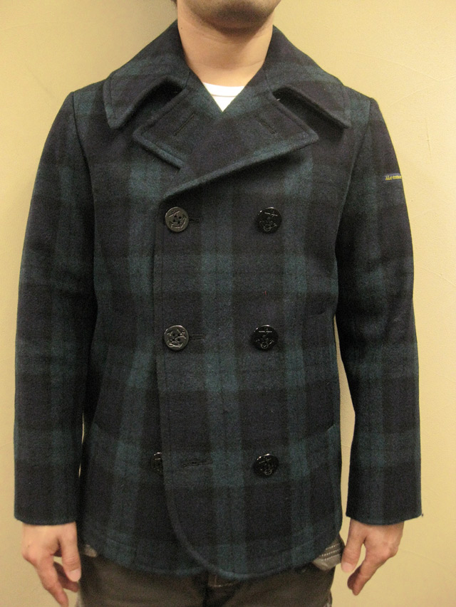 【送料無料】Le minor Smooth Melton P-Coat/ルミノア スムースメルトン Pコート