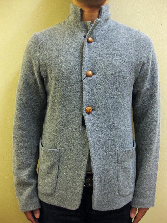 MIZUNO CREATION ベアフリースシャツジャケット