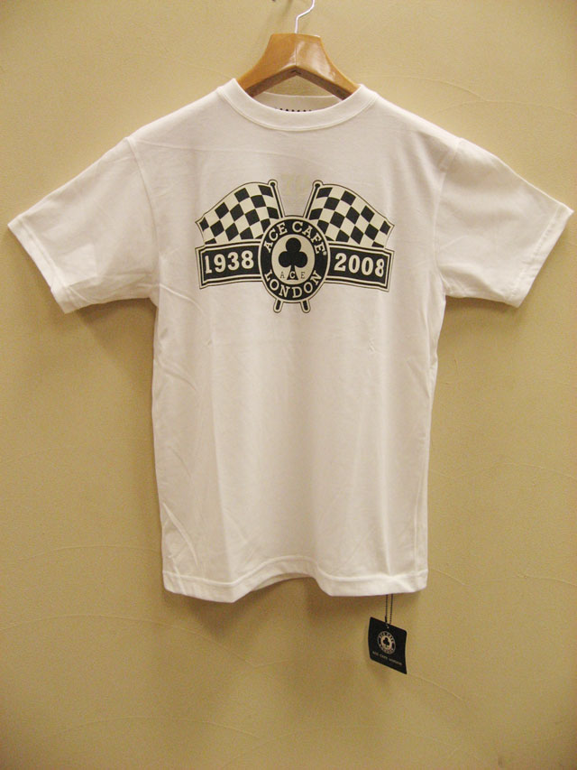 """ACE CAFE """"70周年記念""""Tシャツ"""