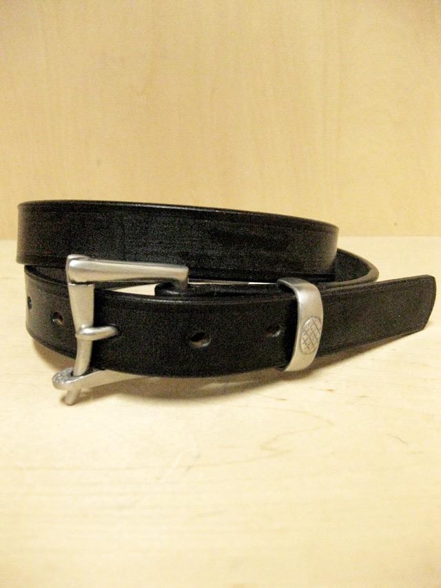 【送料無料】Martin faizey(DAINES & HATHAWAY)  1inch Quick Release Belt Black