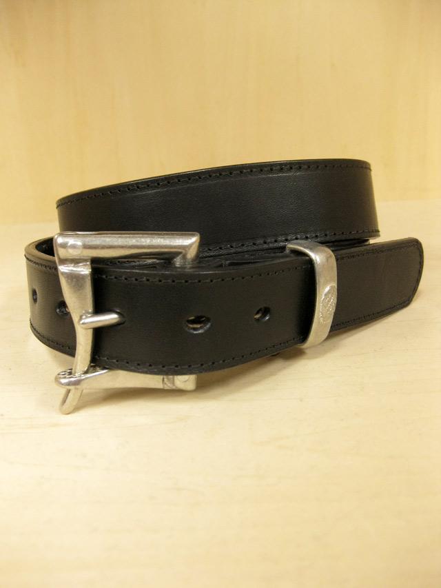 【送料無料】Martin Faizey(DAINES & HATHAWAY) CORDVAN 1.25inch Quick Release Belt Black