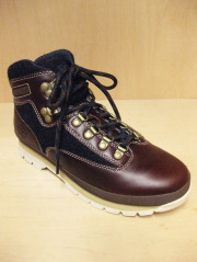 【送料無料】Timberland Leather/Cordura melton Combi Euro Hiker