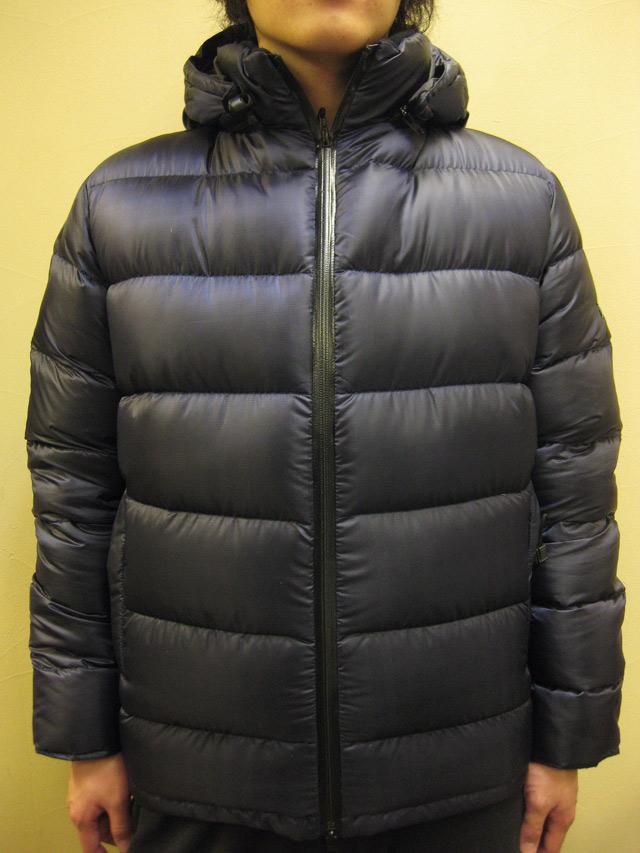 PH DESIGNS  Delta Hooded Jacket (Shadow Grencheck Nylon)