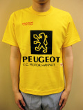 "PANZERI ""PEUGEOT"" S/S Tシャツ"