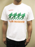 "PANZERI ""TAILOR WOODROW"" S/S Tシャツ/ホワイト"