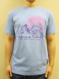 """GASBOOK  USA国立公園 Tシャツ """"ZION"""""""