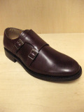 【送料無料】WALLSALL DOUBLE MONK STRAP