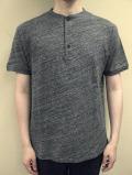 Ambiente Switzer T-Cloth Henley-neck S/S Tee