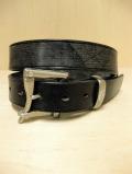 【送料無料】Martin Faizey(DAINES & HATHAWAY)  1.25inch Quick Release Belt Black