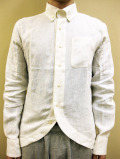 【送料無料】Enhance Element LINEN SWALLOWTAIL SHIRT