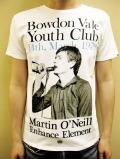 "Enhance Element×Martin O'Neill ""JOY DIVISION"" Tシャツ"